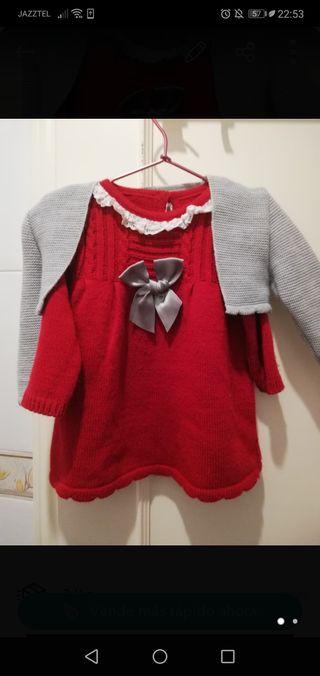 lote ropa 12 meses niña