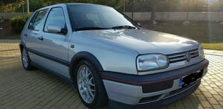 Volkswagen Golf 3 gti tdi 20 aniversario