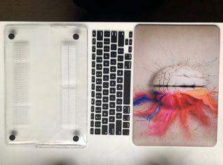 """Caracasa / protector macbook pro retina 13"""""""