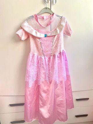 Disfraz princesa