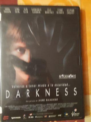 Peliculas dvd darkness