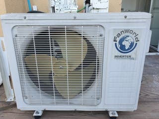 aparato de aire acondicionado inverter