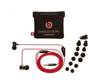 Auriculares Beats by Dr. Dre iBeats - Negro