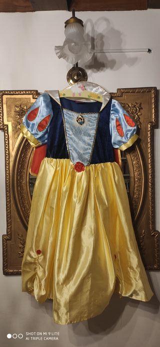 Disfraz Blancanieves Disney