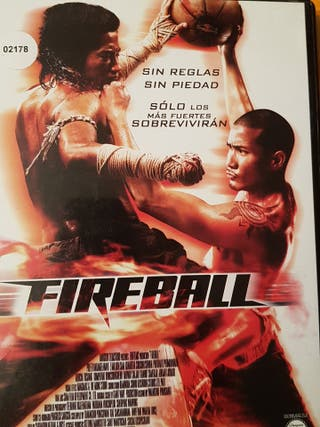 Peliculas dvd fireball