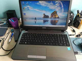 pc portátil Hp Compaq i3 4005u