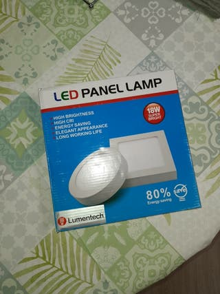 LED panel 18 w grande