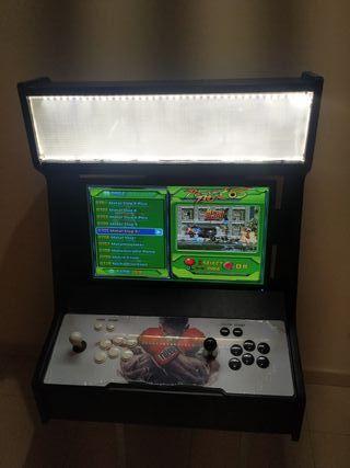 bartop arcade 1300 juegos