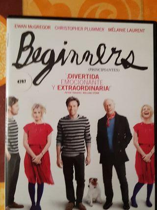 Peliculas dvd beginnlrs