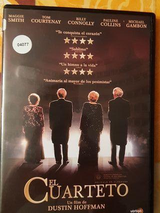 Peliculas dvd el cuarteto