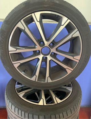 """Llantas originales 17"""" VW Golf 7"""