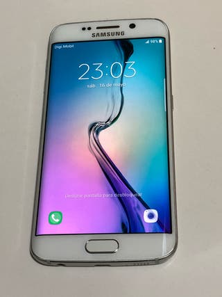 Samsung Galaxy s6 Edge 32Gb blanco