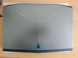 Portátil gaming Alienware