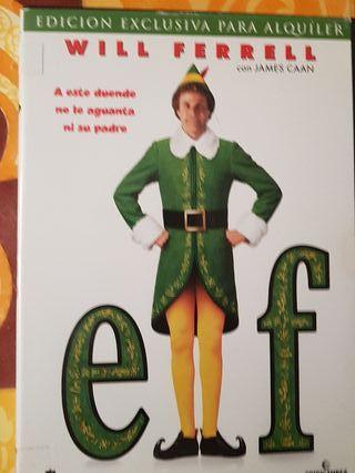 Peliculas dvd elf