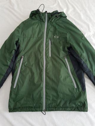 chaqueta oakley