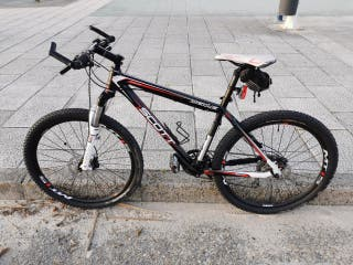 Bicicleta mtb Scott Scale