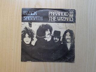 Disco de Vinilo Black Sabbath