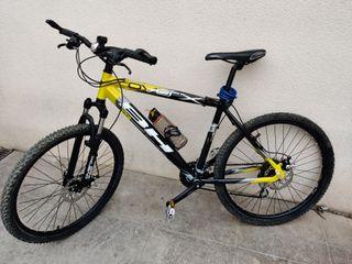 """bicicleta montaña BH overX de 26"""""""
