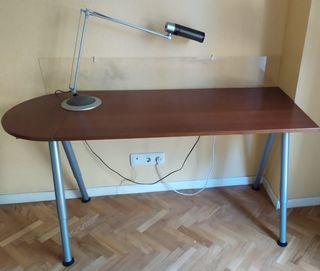 Mesa de escritorio GALANT de IKEA