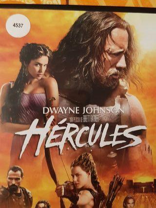 Peliculas dvd hercules