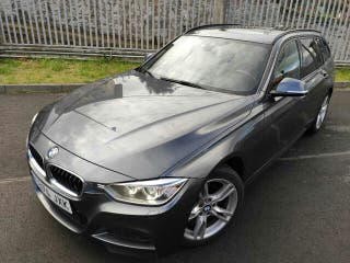 Bmw 320 serie 3 Touring xDrive M pack