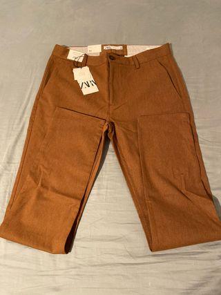Pantalón hombre Zara