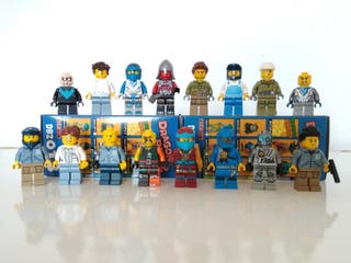 Legos en venta.