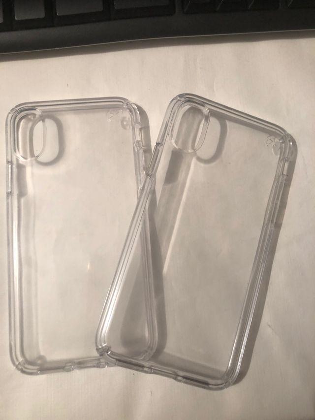 Dos Fundas iphone X/Xs