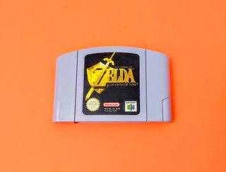Zelda: Ocarina of Time / Nintendo 64