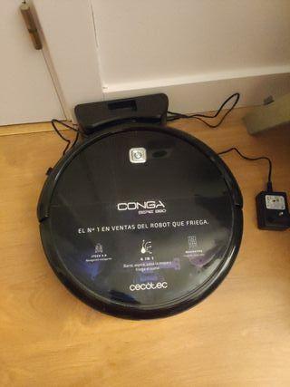 Robot aspirador Cecotec Conga. Serie 990