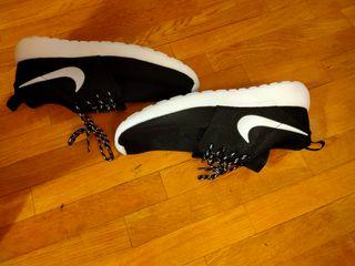Zapatillas Bambas Nike negras talla 43