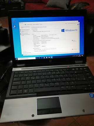 Portatil HP EliteBook 8440p i5