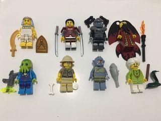 Lego serie 13