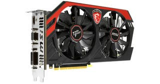 Gráfica MSI GeForce GTX 750 Ti Gaming 2GB GDDR5