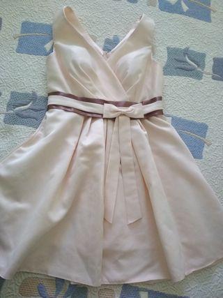 vestido cóctel boda