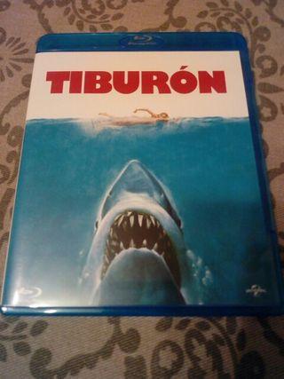 Blu-ray Tiburón