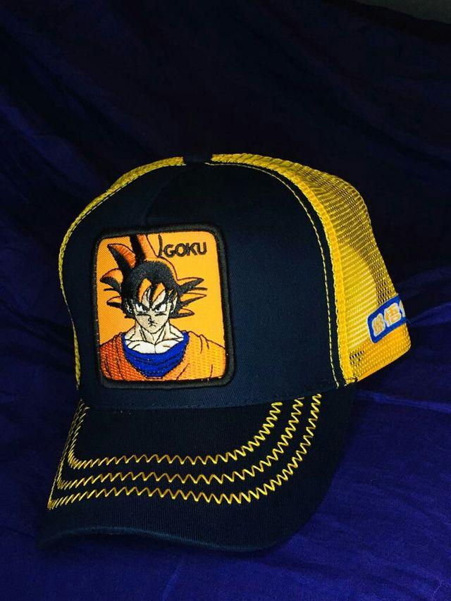 Gorras Dragon Ball