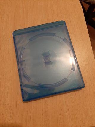 Caja de Blu Ray