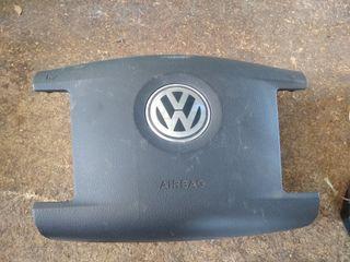 airbag de volante Volkswagen toareg