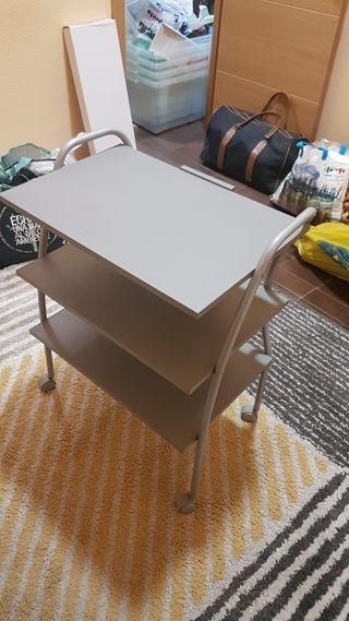 mesa/estanteria