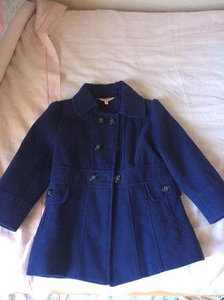 Abrigo de paño vestir
