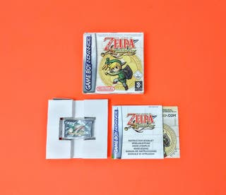 Zelda: The Minish Cap / Game Boy Advance