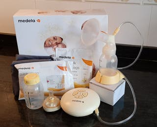 Pack completo Sacaleches Medela Swing