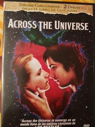 Peliculas dvd across the universe