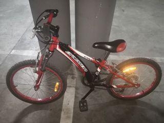 Bicicleta Oregon.