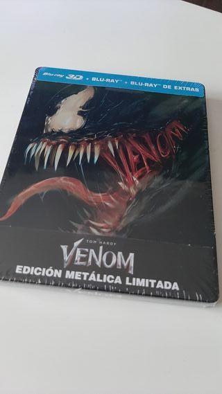 Venom 3D steelbook blu-ray
