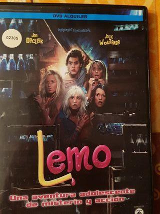 Peliculas dvd lemo