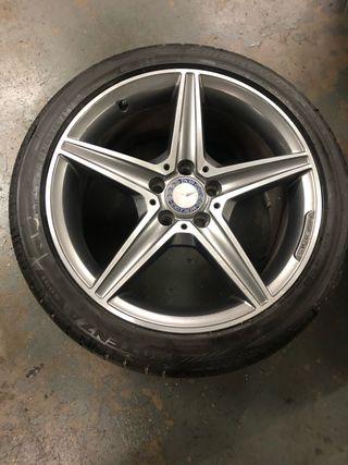 Llantas Mercedes originales