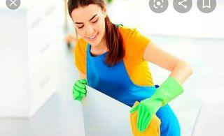 limpieza a domicilio por horas de las tardes