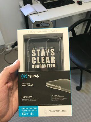 Funda Speck iPhone 11 Pro Max